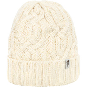 The North Face Cable Minna Bonnet Femme, vintage white